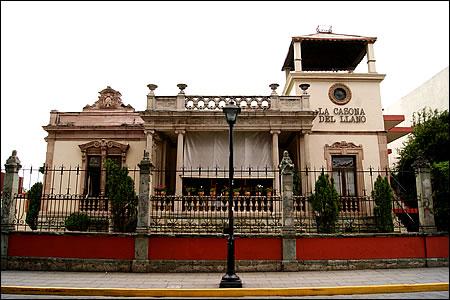 Hotel la casona del llano oaxaca mexico - La casona del jardin ...