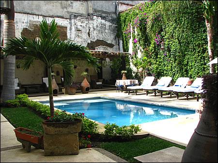 Hotel de la parra oaxaca mexico for Boutique hotel oaxaca