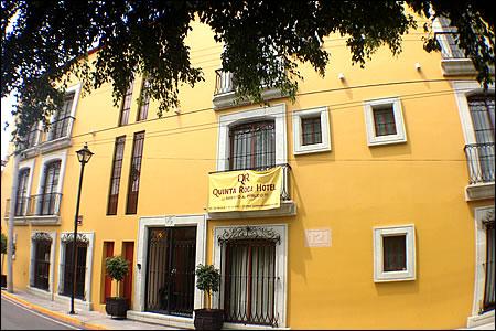 Quinta Roca Hotel Boutique Oaxaca Oaxaca Mexico